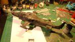1/48 Scale Ka-50 Hokum 'Black Shark' progress 5 by Coffeebean2