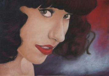 Kimbra by tHe-ClumZy-Me