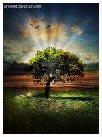 The tree of life by pincel3d