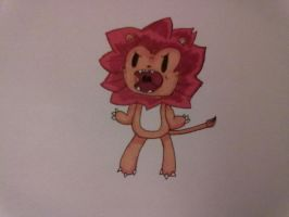 Leon The Lion by PaoloNormalState
