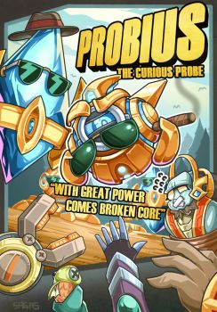 his name PROBIUS!! by Sagas293