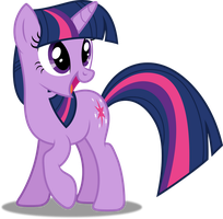 Vector #397 - Twilight Sparkle #22 by DashieSparkle
