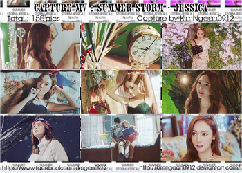[PHOTOPACK] SUMMER STORM - JESSICA by KimNgaan0912
