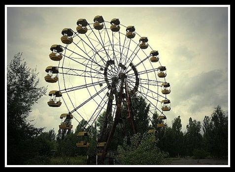 THE Ferris Wheel by lillimouse