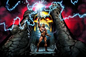 The Power of Grayskull by JPRart