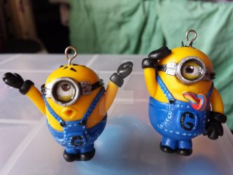 Minions! (Despicable Me) by K3ShaneDawson