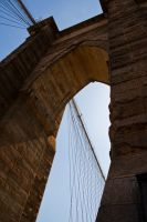 Brooklyn Bridge by FreSch85