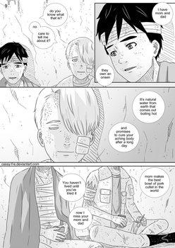Yuri on Ice Doujinshi - A Dying Memory Page 9 by Cassy-F-E