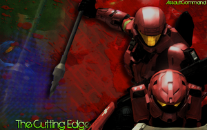 The Cutting Edge :: HALO bg by Floodgrunt