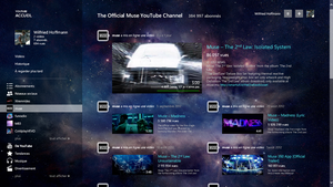 YouTube Metro - Home : Muse news by wifun2012