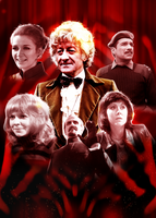 The Third Doctor by Esterath13