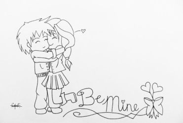 Be Mine... by suraZcat