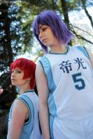 Akashi And Murasakibara by JellyfishTamer1223