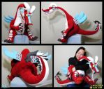 Big Valoo Plushie by Eyes5