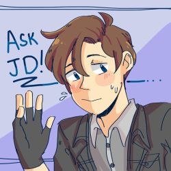 -[ Ask JD ]- by RK-Housey