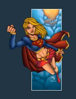 Supergirl by AlonsoEspinoza