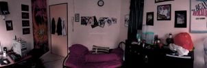 My lovely lonely rooom by Ay4nami-R3i