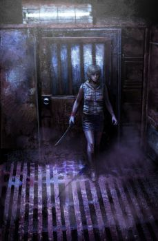 Silent Hill 3 by MCfrog
