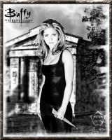 Buffy 2 by KevyMetal