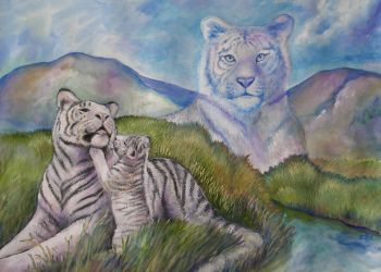 Tigers by badgersoph