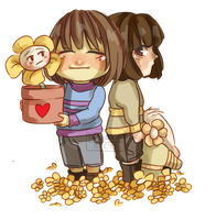 Undertale - Together Forever by Kirabook