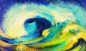 Wave by caiph