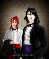 BLEACH +Tuxedo Night+ by blackstorm