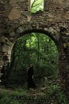Troia in the Arch by jphiijewelry