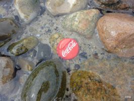 Coca-Cola 1 - underwater by Lionpelt-66