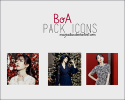 BoA icons by mayradias