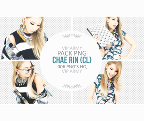 Pack png render: CL | 2NE1 #01 by VipArmy