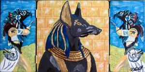 Egyptian Tryptic open by trippy87oct