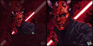 Darth Maul by do-po