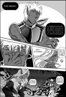 War of the Spiderqueen page 15 by KageLu
