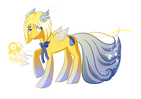My Little Canary by Bewinxed