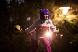 Obstacles are for killing by Rinaca-Cosplay