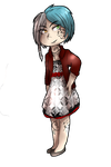TG RP:Kazue by SnappleCrackers