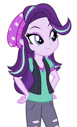 Starlight Glimmer meet The Human World by Shing385629