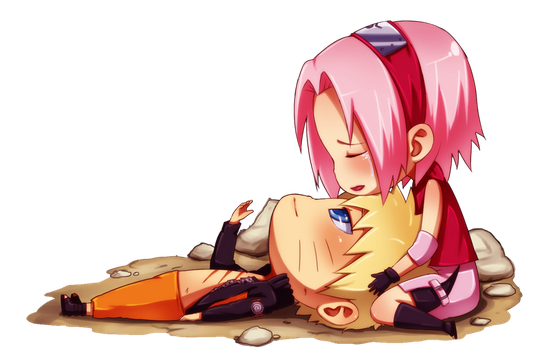 NaruSaku by ichan-desu