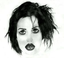 Brody Dalle by Chemical-Hearts