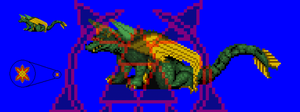 Custom Dagahra Sprite by Linkzilla