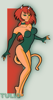 Catwoman 04 by TULIO19mx