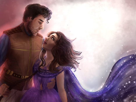 Fated - Daniel and Esmae by Obsess-Confess