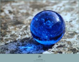 Glass Globe 1 by LilyStox