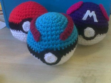 pokeballs by cted5692