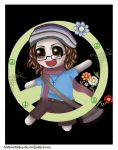 Peace girl by Addicted2disaster