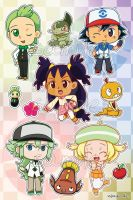 STICKERS PokeAni Best Wishes by Vulpixi-Misa