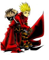 vash the stampede by zhane00