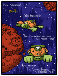 Spacefox Page 13 by Starflier