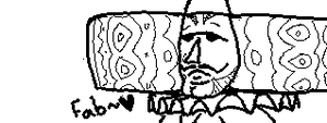 Miiverse Posts: The King of All Cosmos by ThatCuteDinosaur